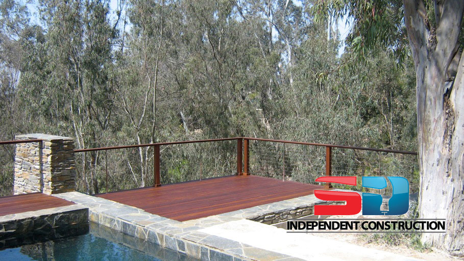 Stainless Steel Cable Railings San Diego Independent