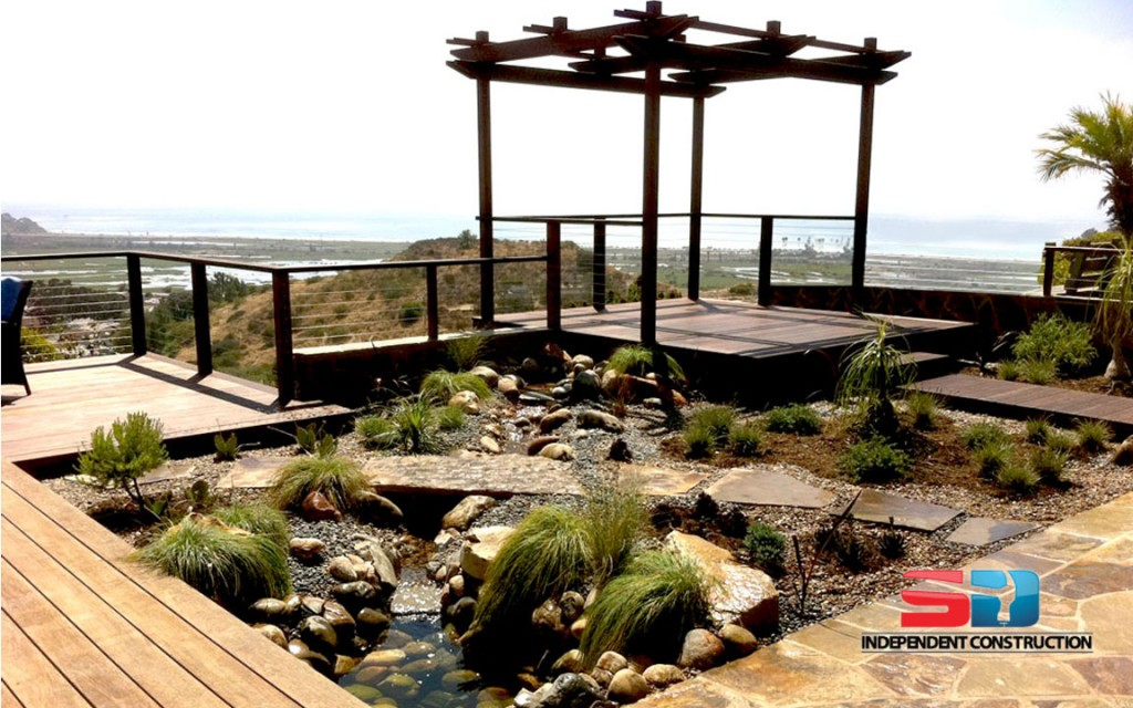 San Diego Independent Construction » Outdoor Living Spaces