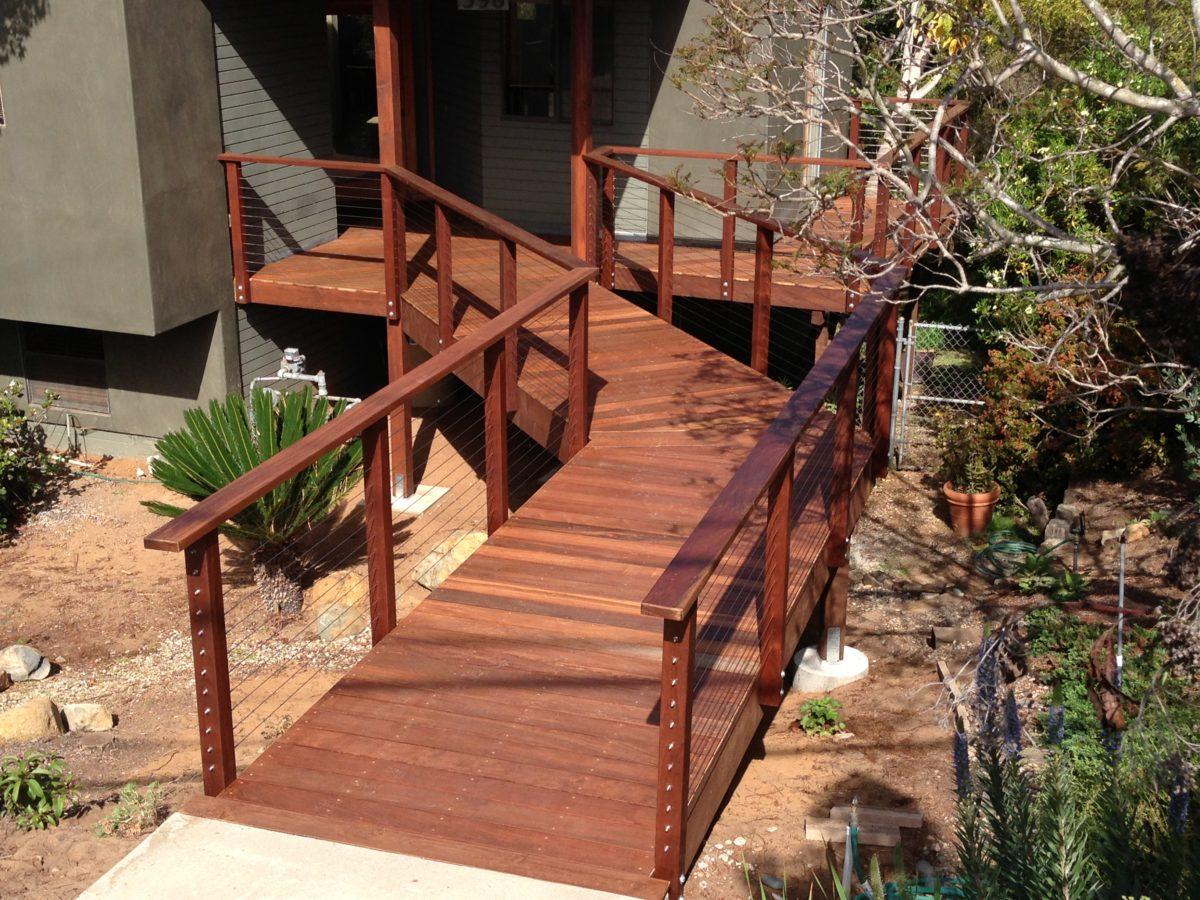 Ipe deck builders San Diego