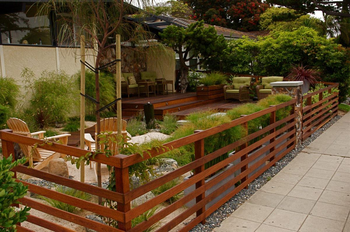 custom fencing San Diego