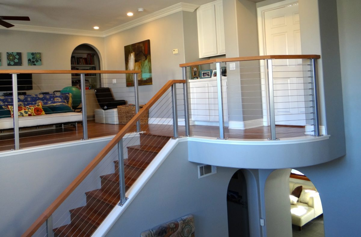 California Cable Railing Installation