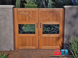 custom gates San Diego