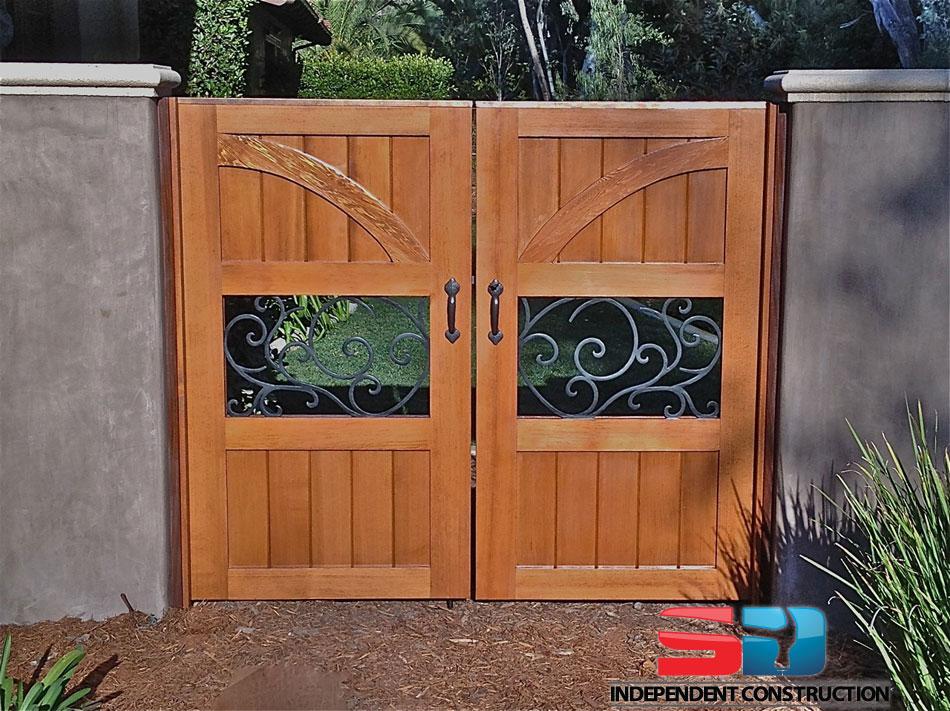 custom gates San Diego