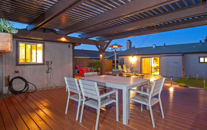 composite deck builders San Diego