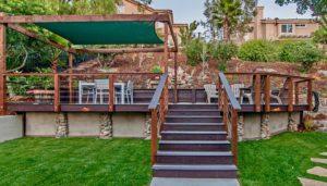 San Diego cable railing installers, custom decks San Diego