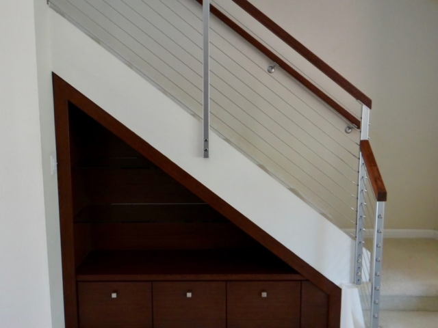 stair railing contractors San Diego