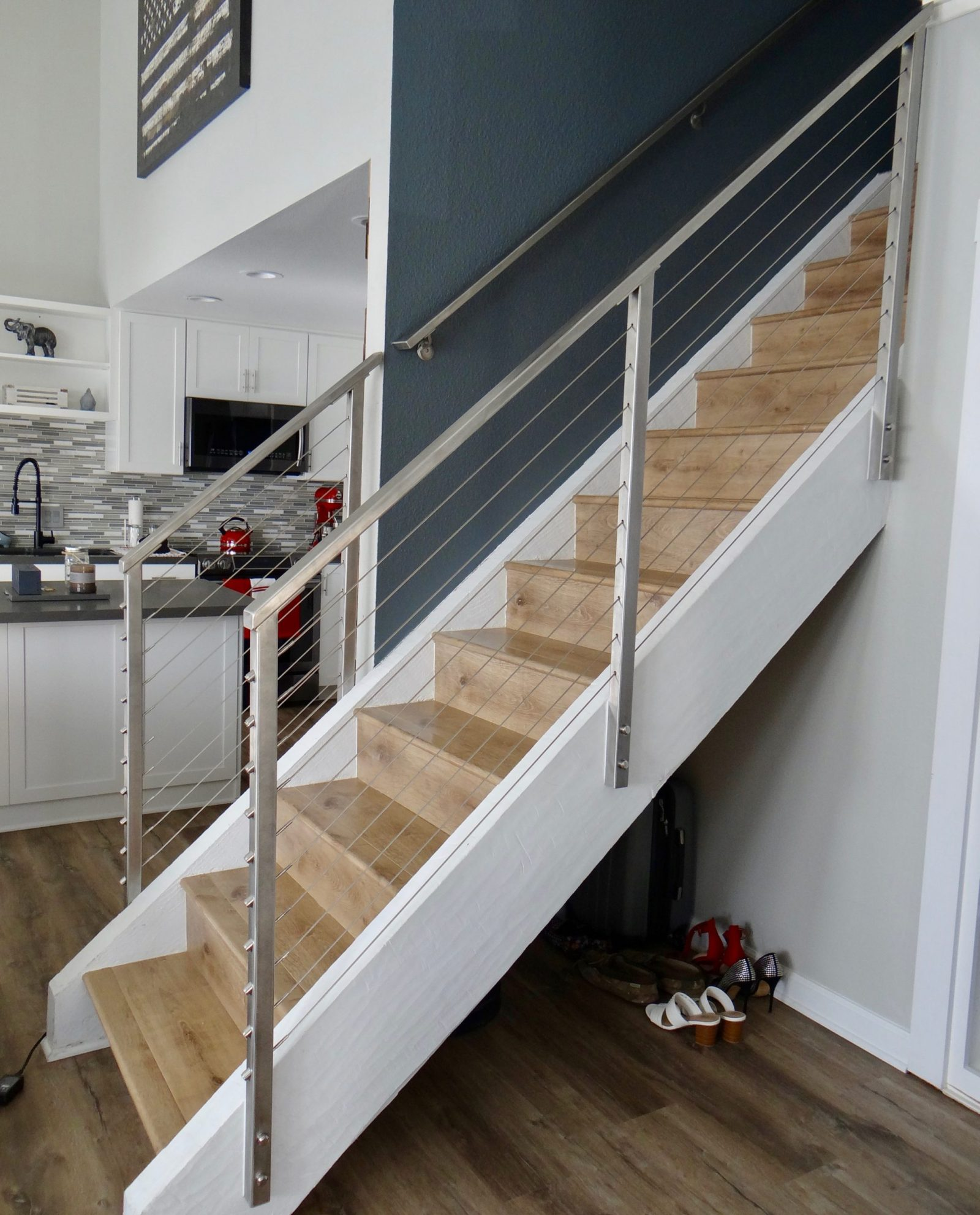 stainless steel cable railings, cable railing installers San Diego