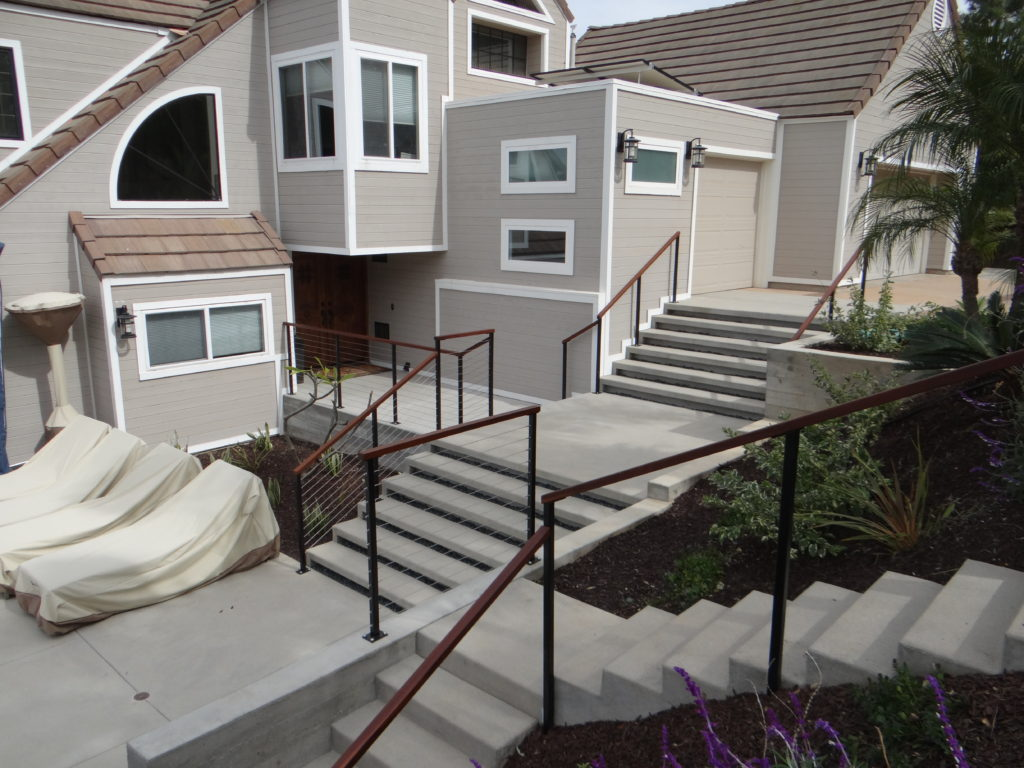 cable railing installers Southern California