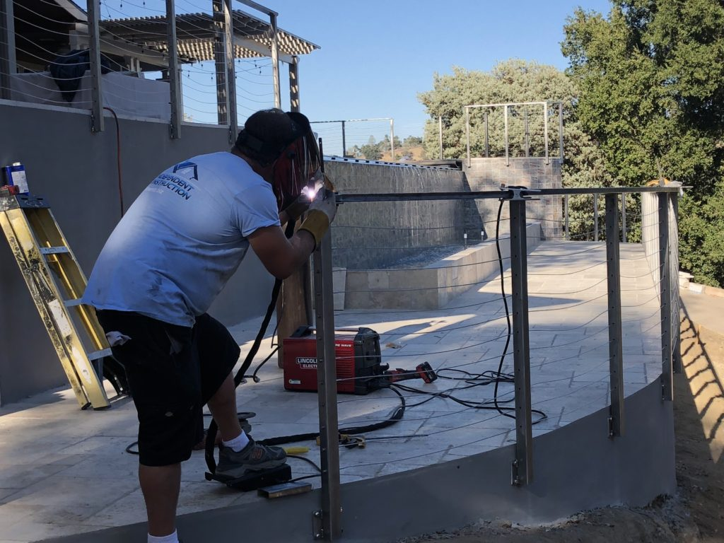 california cable railings, San Diego cable railing installers